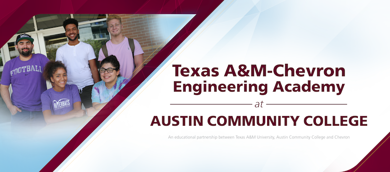 Engineering Academy Students at Austin Community College