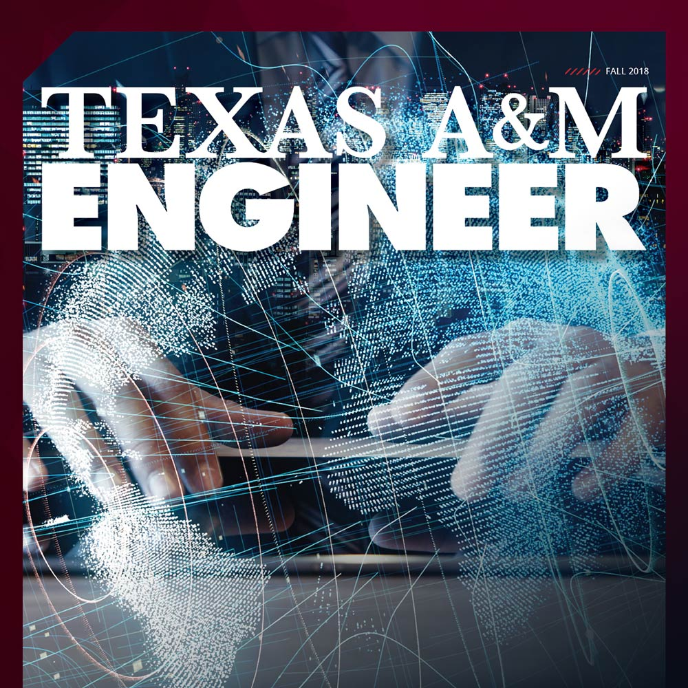 Texas A and M Engineer