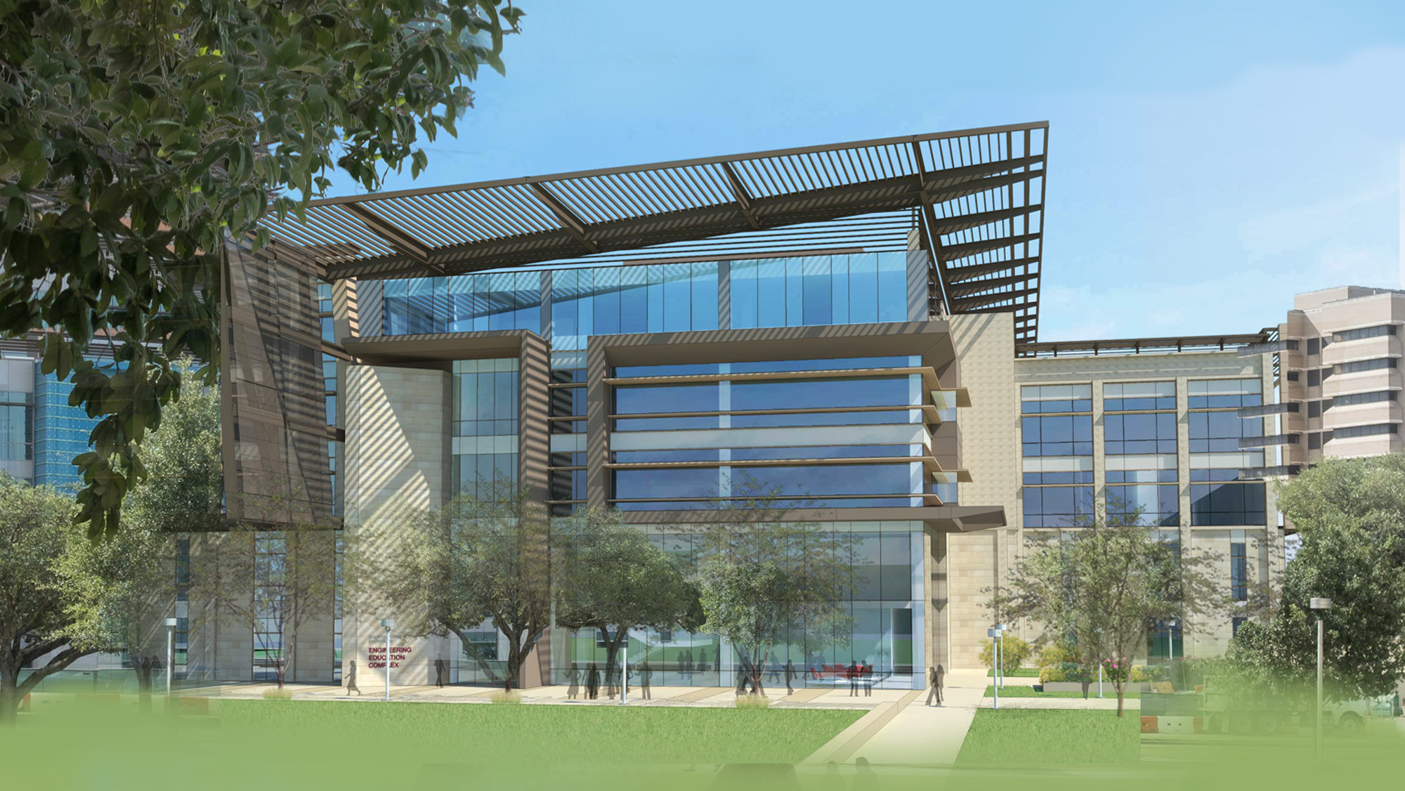 Zachry Engineering Education Complex