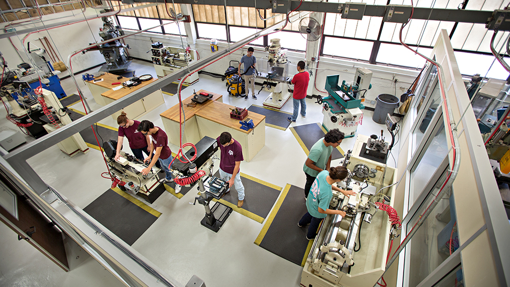 Engineering Manufacturing Operations Texas A M University Engineering
