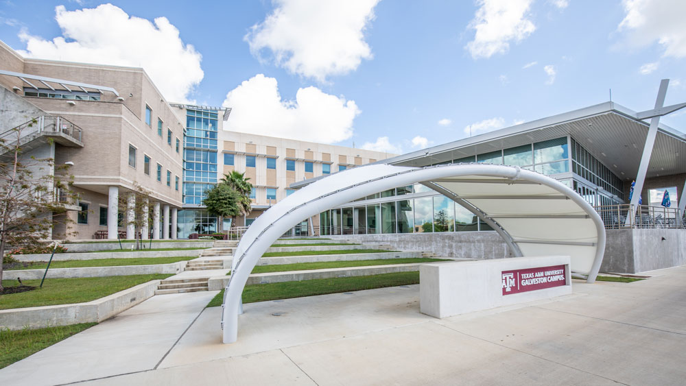 texas a m galveston campus map Master Of Science Galveston Texas A M University Engineering