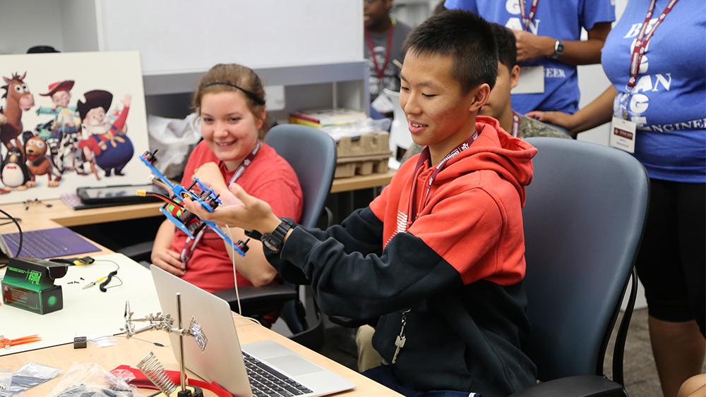 High School Students | Texas A&M University Engineering